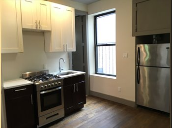 EasyRoommate US - Newly renovated rooms available in Crown Heights , Brooklyn - $750 pm