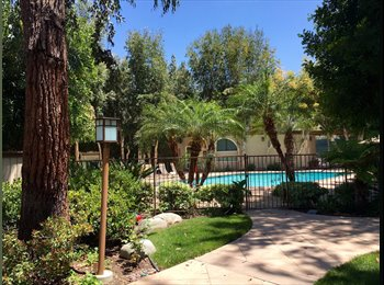 EasyRoommate US - AWESOME PLACE!, Warner Center - $1,000 pm