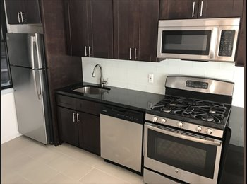 EasyRoommate US - ROOM FOR RENT NEXT TRAIN 1,A,C.ELEVATOR,CITY COLLEGE,COLOMBIA UNVERSTY, Washington Heights - $999 pm