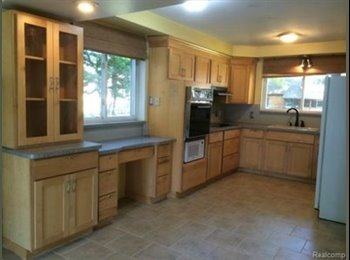 EasyRoommate US - Looking for a Roommate for quick move in., Clawson - $600 pm