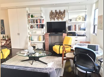 EasyRoommate US - FULLY FURNISHED STUDIO** SPACIOUS MODERN ** ELEVATOR ** WASHER DRYER ** AMAZING LOCATION **, Bowery - $3,500 pm