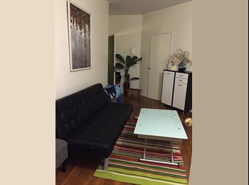 EasyRoommate US - 64 str lincoln center large room with maid WIFI free gym elevator one block walk to metro1, Lincoln Square - $1,550 pm