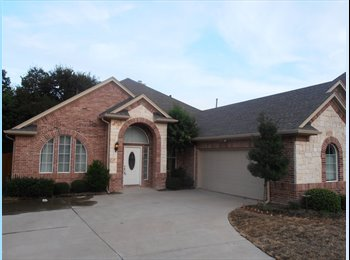 EasyRoommate US - Gated community, Professionals and mature apply, Lake Highlands - $700 pm