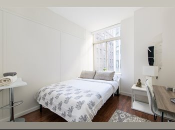 EasyRoommate US - Rooms available in newly renovated apartment in luxury building, Financial District - $1,650 pm