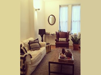 EasyRoommate US - Sunny, Bright Top Floor of West Village Duplex, Greenwich Village - $2,400 pm