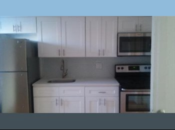 EasyRoommate US - Two Bedrooms Two Bathroom Newly Renovated, Prospect Lefferts Gardens - $1,000 pm