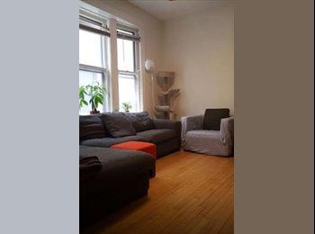 EasyRoommate US - Room In Fun Wicker Park Neighborhood Available, Ukrainian Village - $650 pm