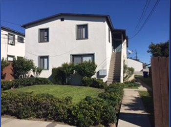 EasyRoommate US - Private Bedroom in 2bd/1ba Apartment (AVAILABLE NOW), Liberty Station - $900 pm