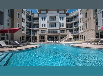 EasyRoommate US - Luxury Apartment w parking and nearby shopping and dinning center , Deerwood - $550 pm