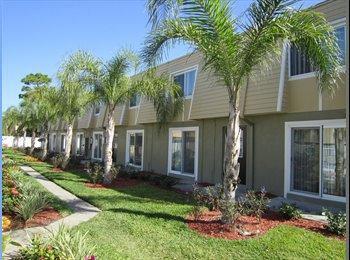 EasyRoommate US - Roommate needed ASAP, Clearwater - $577 pm