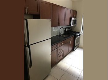 EasyRoommate US - ROOM FOR RENT NEXT TRAIN 1,A,C.ELEVATOR,CITY COLLEGE,COLOMBIA UNVERSTY, Washington Heights - $925 pm