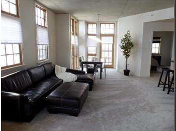 EasyRoommate US - Beautiful Condo, 2 Bedroom, 2 Bath, Fully furnished, Cherry Creek - $1,200 pm