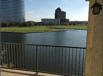 EasyRoommate US - Las Colinas apartment on Lake Carolyn, Irving, Tx, Irving - $725 pm