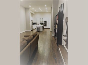 EasyRoommate US - Downstairs Room in Newly Built Townhome, next to Downtown, Uptown - $800 pm