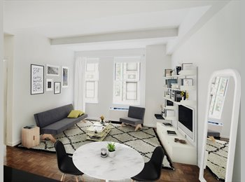 EasyRoommate US - Full Luxury High Rise+Bran New Condo finishes+High floor+Steps2train, Financial District - $1,750 pm