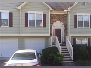 EasyRoommate US - LUXURY PROPERTY WITH PRIVATE BEDROOMS, FULL BATH w/ WIFI, Snellville - $700 pm