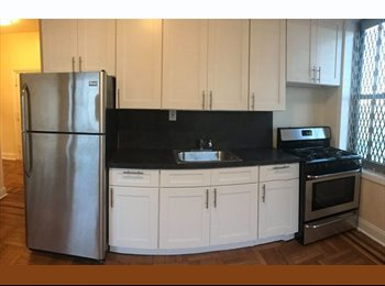 EasyRoommate US - Fantastic New Renovate 1BR Apartment and Studio , Prospect Lefferts Gardens - $850 pm