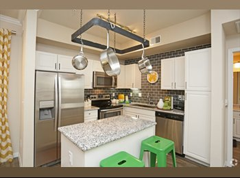 EasyRoommate US - Lease TAKE OVER Downtown Dallas 10 months, Deep Ellum - $850 pm