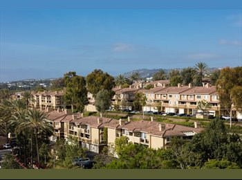 EasyRoommate US - $718 Shared Master Bedroom for rent at Barcelona Apartments, Aliso Viejo - $718 pm
