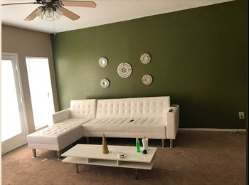 EasyRoommate US - Gorgeous Townhome apartment. Room and bathroom  519$$, Belknap Acres - $519 pm