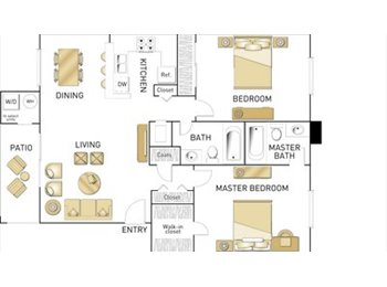 EasyRoommate US - Looking for Roommates!(Near UCSD campus) - $640  , University City - $640 pm