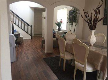 EasyRoommate US - Room mate wanted.1 bedroom available and/ or 1 garage, Manteca - $550 pm