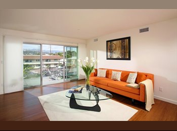 EasyRoommate US - Roommate Wanted for in Beautiful, Sunny Apartment, Eagle Rock - $1,300 pm