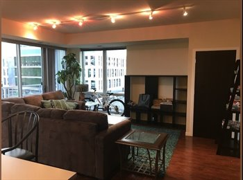 EasyRoommate US - looking for roommate for 2/2 apartment, Uptown - $1,200 pm