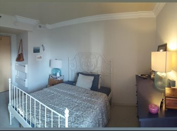 EasyRoommate US - Single Room for Rent ($840) in Cortez Hill/Downtown SD - Starts June 1st!, Cortez Hill - $840 pm