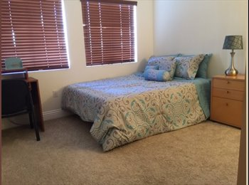 EasyRoommate US - FULLY FURNISHED DELUXE MASTER BEDROOM/UTC/La Jolla, University City - $1,100 pm