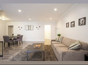 EasyRoommate US - Lovely Fully Furnished 1 Bedroom Unit Available, Culver City - $1,250 pm