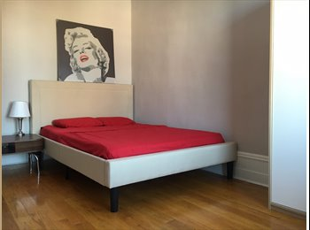 EasyRoommate US - $1095_June_1_Bright Furnished Room. Easy commute to Midtown., Hamilton Heights - $1,095 pm