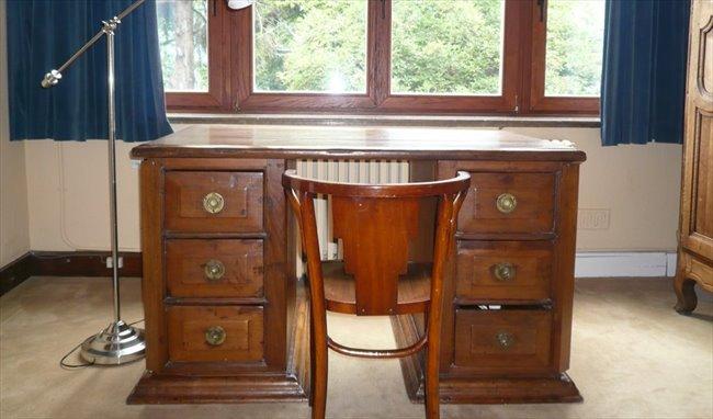 Colocation à Etterbeek - chambre dans maison de maitre   Appartager - Image 3