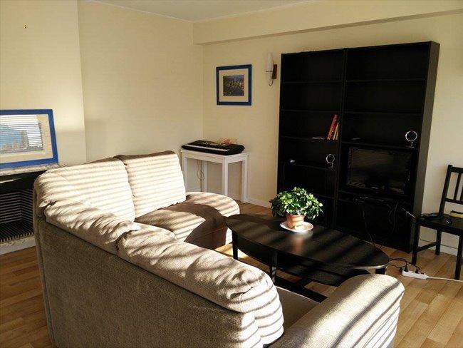 Colocation à La Louvière - petite chambre dans appartement meublé au 4e étage d'un immeuble   Appartager - Image 2