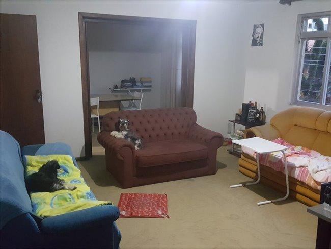 Aluguel kitnet e Quarto em Curitiba - Apartamento Agua Verde - Perto de Tudo   EasyQuarto - Image 3