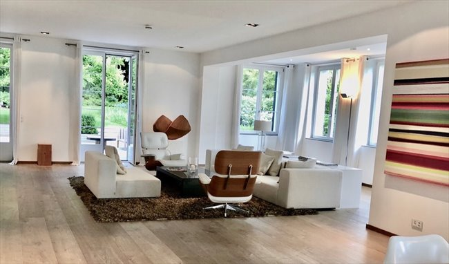 Colocation à Zürich - Available Sept. 1st: Great Middle Bedroom In Luxury Villa | EasyWG - Image 3