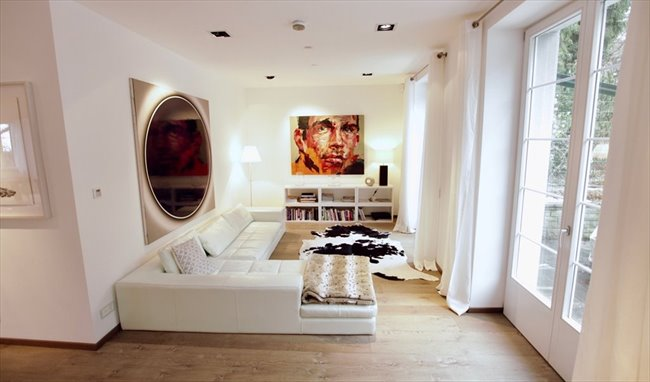 Colocation à Zürich - Available Sept. 1st: Great Middle Bedroom In Luxury Villa | EasyWG - Image 5