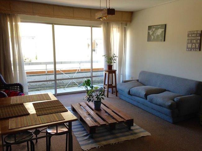 Pieza en arriendo en Concepción - Habitacion disponible en dpto a dos cuadras de Udec | CompartoDepto - Image 1