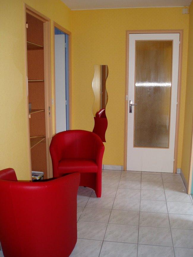Colocation à Rennes - chambre meublée dans appartement en colocation | Appartager - Image 1