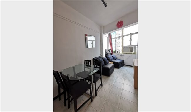 Room for rent in Sai Ying Pun - **Available Jun 25th** Room in Sheung Wan, near SOHO(D) - Image 2