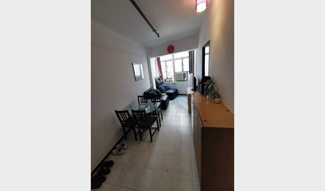 Room for rent in Sai Ying Pun - **Available Jun 25th** Room in Sheung Wan, near SOHO(D) - Image 3