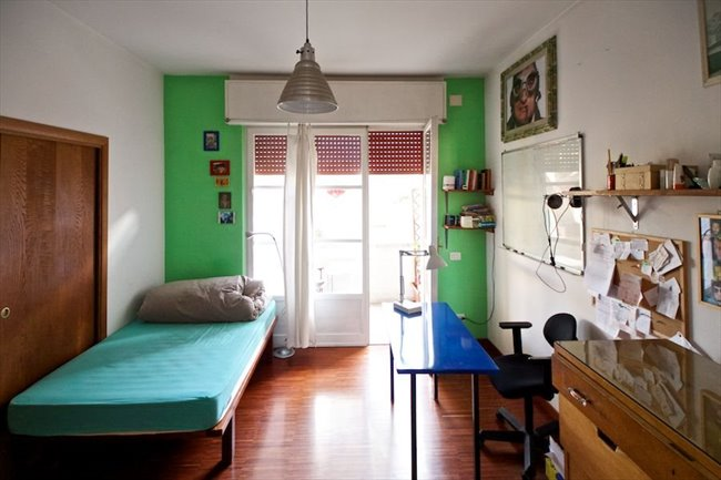 Stanze e Posti Letto in Affitto - Marconi-Ostiense - Garbatella affitto camera con balcone | EasyStanza - Image 7