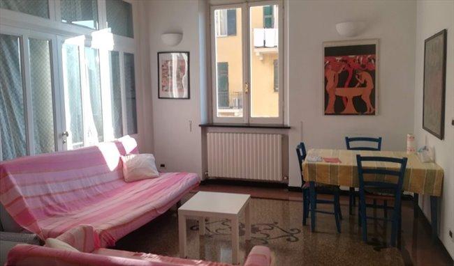 Stanze e Posti Letto in Affitto - Genova -  Stanza  Luminosa con Balcone a 300 euro   EasyStanza - Image 6