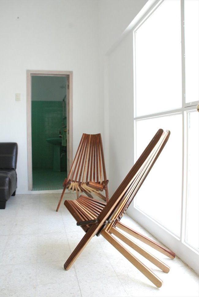 Cuarto en renta en Querétaro - TEC DE MONTERREY / CENTRO QUERETARO: HABITACIONES AMUEBLADAS   CompartoDepa - Image 6