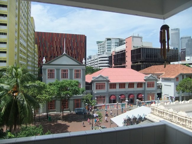 Room for rent in Bras Basah - Monica's Homestay at the HEART of action - Image 1