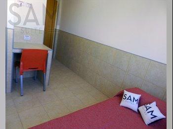 CompartoDepto AR - Hotel - Habitaciones con Baño Privado con o sin Servicios - Dia - Semana - Mes, San Justo - AR$ 4.200 pm