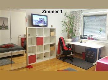 EasyWG AT - 1 großes (Doppel?) Zimmer # Wohnung komplett ausgestattet # WG-Neugründung, Wien - 452 € pm