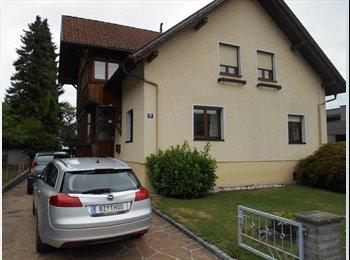 EasyWG AT - WG-Neugründung in schöner hellen 3-Zi-Wohnung, Feldkirch - 400 € pm