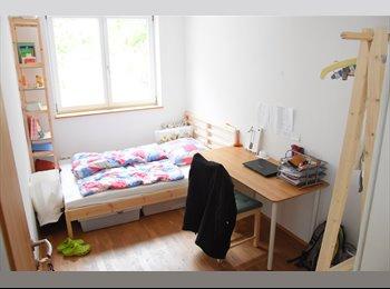 EasyWG AT - Helle, geräumige Zimmer in 3-WG zu vermieten, Innsbruck - 410 € pm
