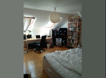 EasyWG AT - Large furnished room for 1 or 2 people available this summer for up to 3 months!, Wien - 490 € pm
